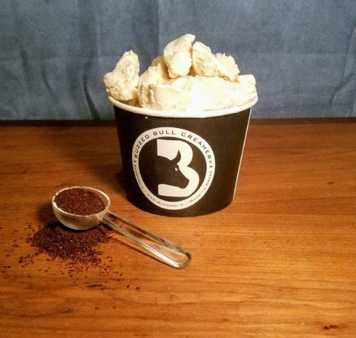 Coffee Flavored Ice Cream and Frozen Yogurt