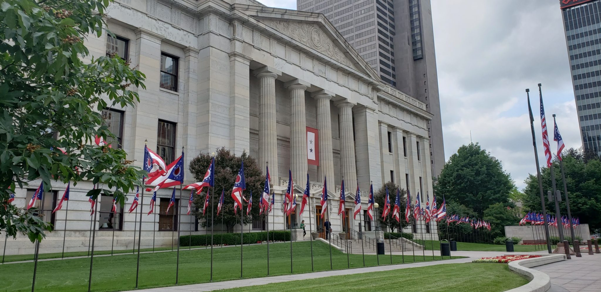 Ohio State House, Columbus